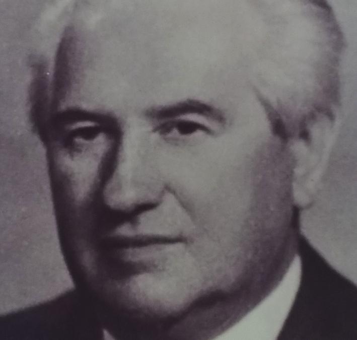 MIECZYSŁAW WOROBKIEWICZ 1924-2020