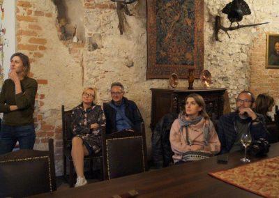 Przewodnicy świętują zakończenie wakacji na zamku w Korzkwi