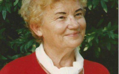 BARBARA KRAWCZYK 1931-2021
