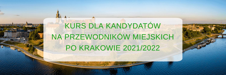 kurs na przewodników miejskich PTTK 2021